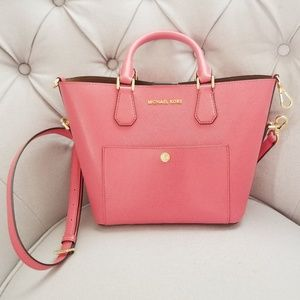 Michael Kors | Pink Bucket Bag